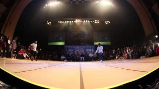 Bboy Morris vs Bboy Sky Chief | UK B-Boy Champs