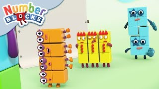 Numberblocks - Problem Solvers | Learn to Count