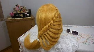 Trança da MODA / FASHION braid