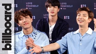 BTS Explain The Story in Their New Album 'Love Yourself: Tear'   Billboard