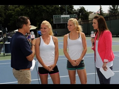 WTA Live All Access Hour presented by Xerox | 2013 Bank of the West Classic