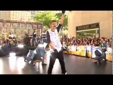 Justin Bieber - Believe All Around the World Today Show June 2012