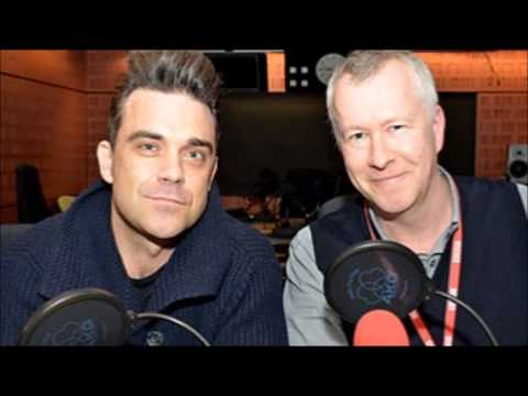 Robbie Williams on BBC Radio 4 - Front Row - 28-2-2013 - part 1