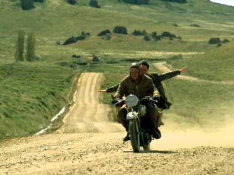 the motorcycle diaries soundtrack- apertura