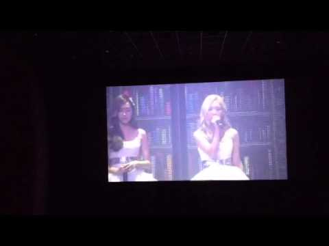 131222 When You Wish A Upon Star (Live Viewing) @amimori_sh
