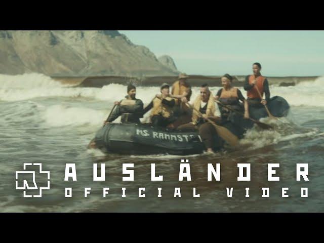 Rammstein - AuslГnder Official Video
