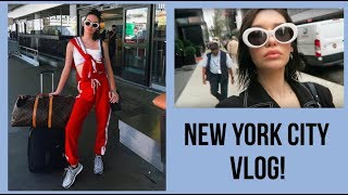 NEW YORK CITY VLOG!