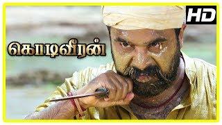 Kodi Veeran Tamil Movie Climax Scene  Sasikumar fi