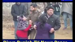 Ludhiana Ke Paas S Me Car Accident Me 3 Ki Dardnaak Maut 2 Ghambir Jakhmi