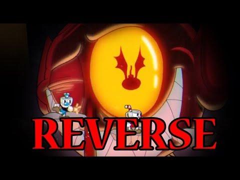 Cuphead The Devil EXPERT REVERSE