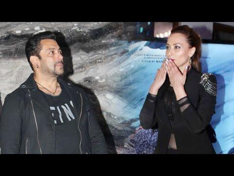 Salman's SHOCKING reaction on GIRLFRIEND Iulia's dance!