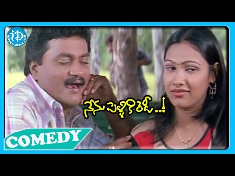Nenu Pelliki Ready Movie - Sunil Back to Back Comedy Scenes