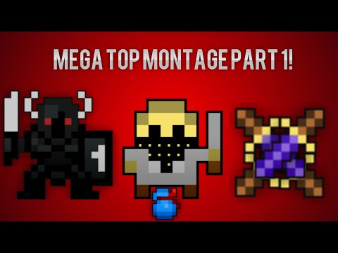 RotMG~ Mega top montage part 1!