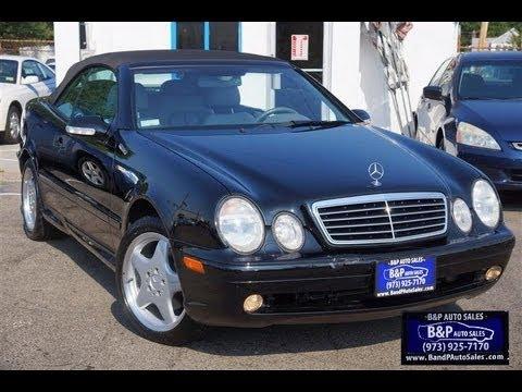 2000 Mercedes Benz Clk Class Clk430 Amg Convertible Youtube
