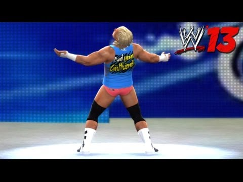WWE '13 Community Showcase: Dolph Ziggler (Xbox 360)