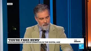 'We're all fake news' - Derek Thomson