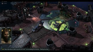 StarCraft 2 Co-op Campaign: Wings of Liberty Mission 17b - Ghost of a Chance
