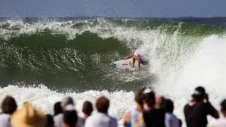 Round Five & Quarter Finals Highlights - Quiksilver Pro Gold Coast 2013