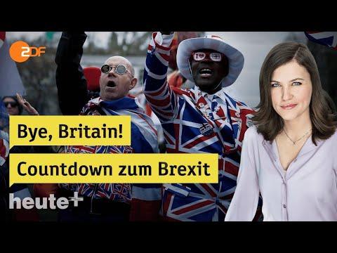 Brexit live: So feiern die EU-Gegner den Austritt