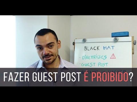 Guest Post é Contra as Regras do Google