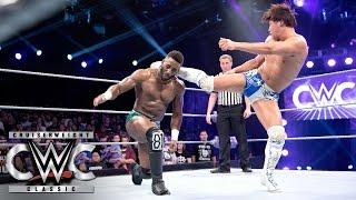 Kota Ibushi vs. Cedric Alexander – Zweitrundenmatch: Cruiserweight Classic, 10. August 2016