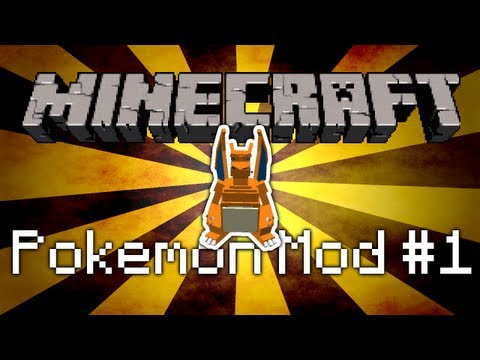 Minecraft - Pokemon Mod (Pixelmon 1.9.1.0)