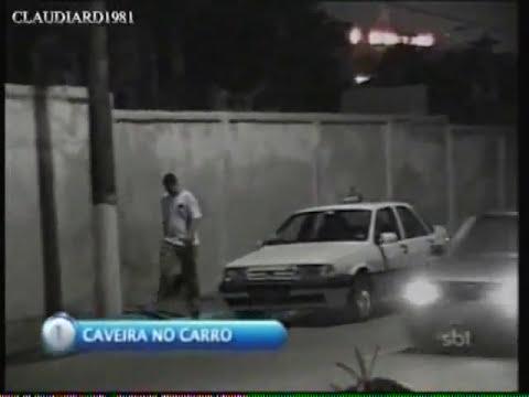 A Caveira Vem Te Pegar | Pegadinha com Gibe | Programa Silvio Santos