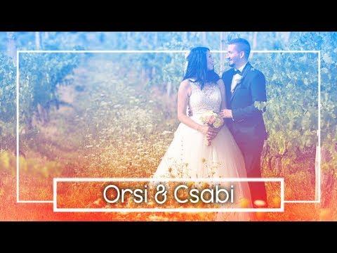 Orsi & Csabi nagy napja - 2019