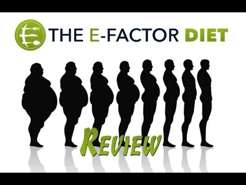E Factor Diet Review। Healthy easy meal plans for weight loss?