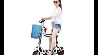 Xe điện DIBAO 102 Bà Triệu -Hà Nội | Đi thử MINI E-SCOOTER Bò sữa | FB.com/Mini.eScooters