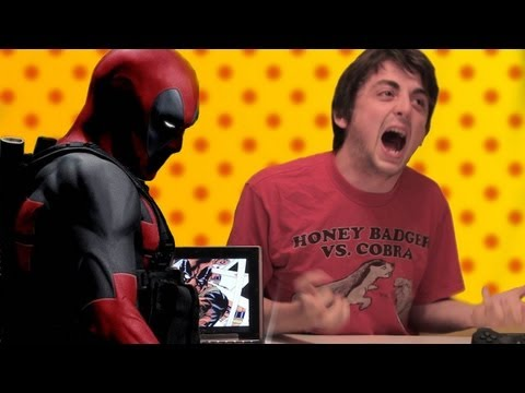 Deadpool - Hot Pepper Game Reviews