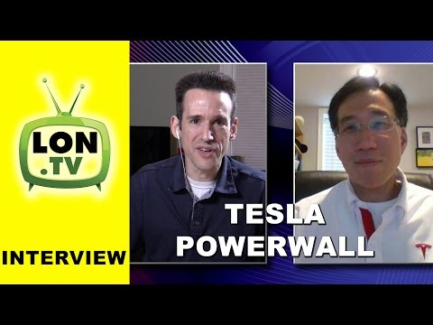 Interview: Tesla's Jim Chen on the Powerwall, Giga Factory, and Model 3