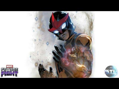 ATT 3.6 : Blue Marvel e o NOVA VEM AÍ, Sneak Peek 3 - MARVEL FUTURE FIGHT