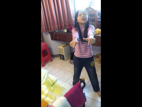Angela Chung-Move Like Jagger