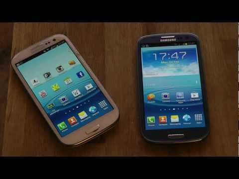 Samsung Galaxy S3 - Official Android 4.1 Jelly Bean Update Review