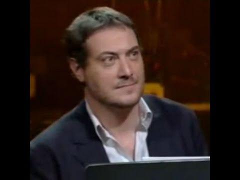 """Corrado GUZZANTI: le battute che non aiuteranno il programma – """"Vieni via con me"""" – Terza puntata"""