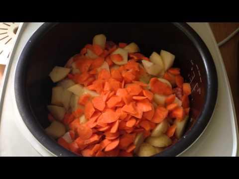 Как сварить куриный суп в мультиварке видео рецепт / How to cook chiken soup in multi-cooker