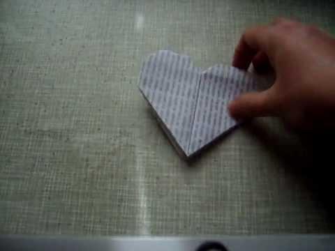 Делаем Валентинку из бумаги. [ от sdelay-sam.su ]