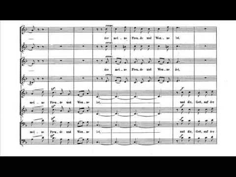 Феликс Мендельсон - Psalm 43, Op. 78, No. 2