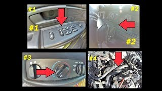 4 Things That WILL FAIL In Your Ford Crown Victoria!!
