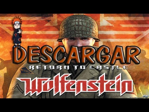 Descargar Return To Castle Wolfenstein - Portable. Full. En Español 1 LINK (Loquendo)