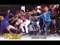 The Future Kingz: Self-Taught Dance Group From The Streets Of Chicago  | America