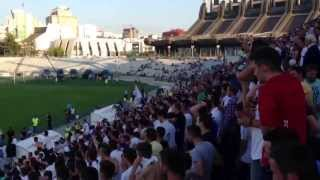 Ultras Ujqit therrasin Bylbyl Sokolin