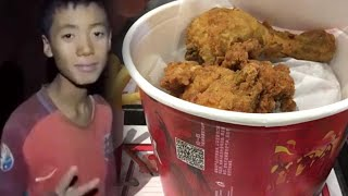 Friends of Boys Rescued From Thailand Cave Want to Celebrate With KFC