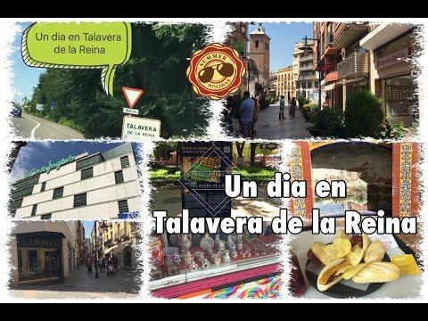 Un dia en Talavera de la Reina