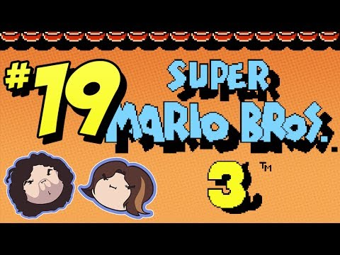 Super Mario Bros. 3: Bad Good - PART 19 - Game Grumps
