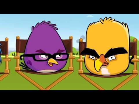 Web Üzerinden Angry Birds Oyna