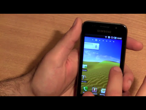 Samsung Galaxy SL I9003 Unbox and Quick Review
