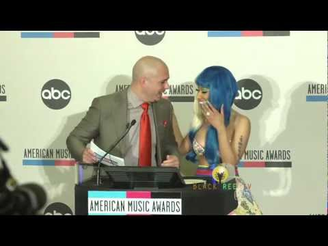 2011 American Music Awards Nominees Announced by Nicki Minaj and Pitbull | BlackTree TV