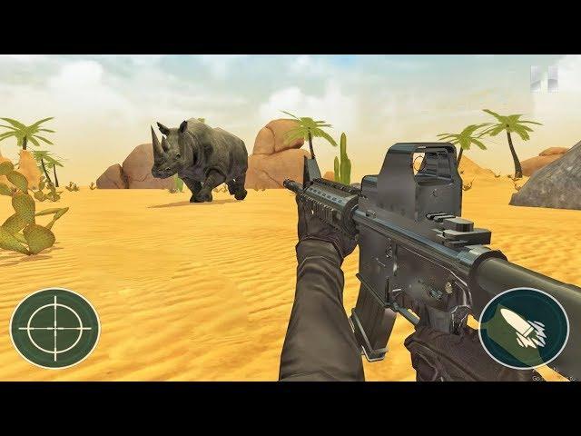 Safari Hunt 2018 by Timuz Games Android Gameplay HD